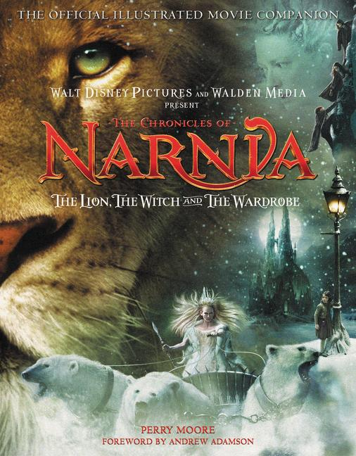 The Chronicles of Narnia - The Lion, the Witch, and the Wardrobe Official Illustrated Movie...