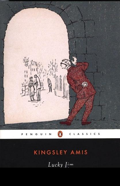 Lucky Jim. Kingsley Amis