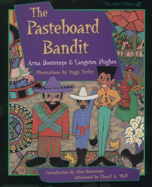 The Pasteboard Bandit (The Iona and Peter Opie Library of Children's Literature) [SIGNED]. Arna...