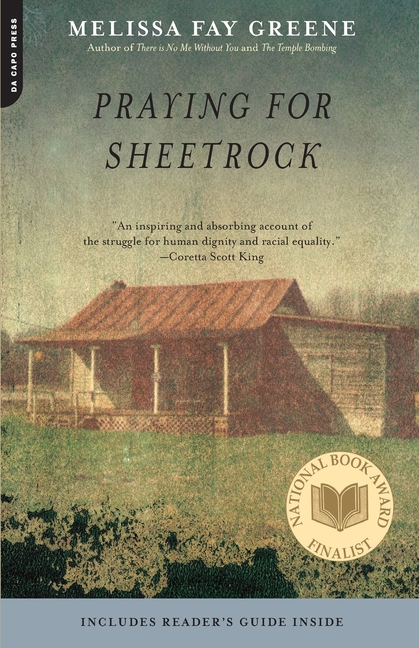 Praying for Sheetrock: A Work of Nonfiction. Melissa Fay Greene.