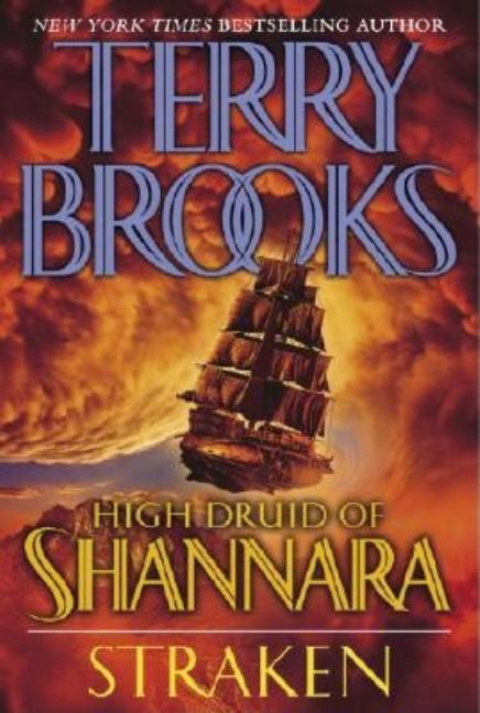 Straken (High Druid of Shannara, Book 3). Terry Brooks