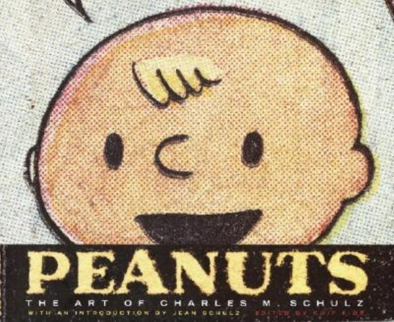 Peanuts: The Art of Charles M. Schulz (Pantheon Graphic Library). Charles M. Schulz