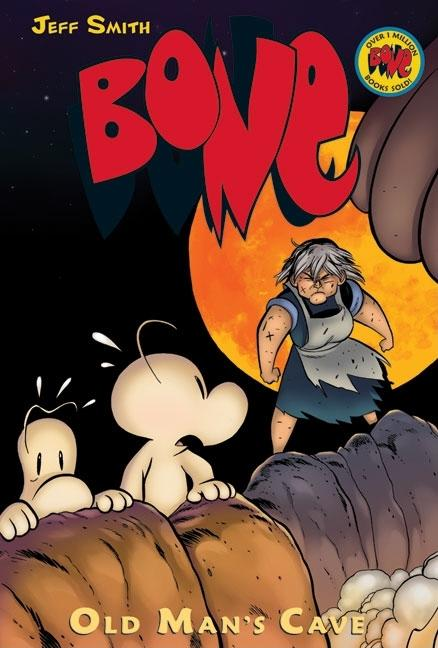 Old Man's Cave (BONE #6). Jeff Smith