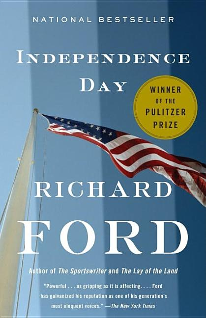 Independence Day: Bascombe Trilogy (2). Richard Ford