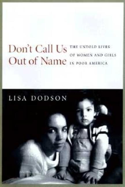 DONT CALL US OUT OF NAME CL. Lisa Dodson