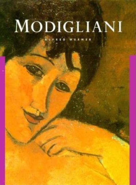 Modigliani (Masters of Art Series). Alfred Werner