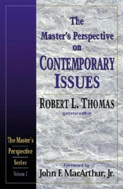 Master's Perspective on Contemporary Issues, The