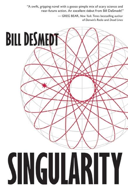 Singularity (The Archon Sequence). Bill DeSmedt