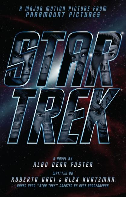 Star Trek Movie Tie-In. Alan Dean Foster