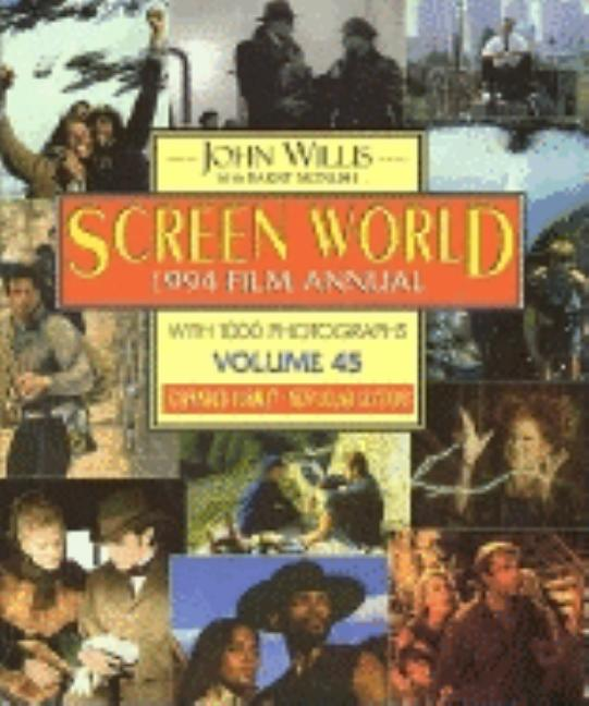 Screen World 1994, Vol. 45. John Willis
