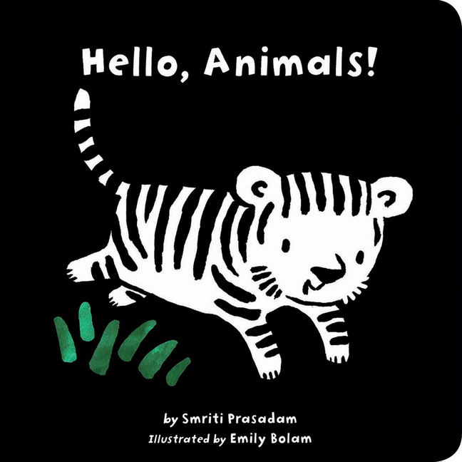 Hello, Animals! (Tiger Tales). Smriti Prasadam