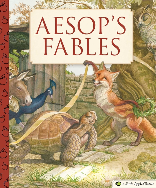 Aesop's Fables: A Little Apple Classic (Little Apple Books). Aesop
