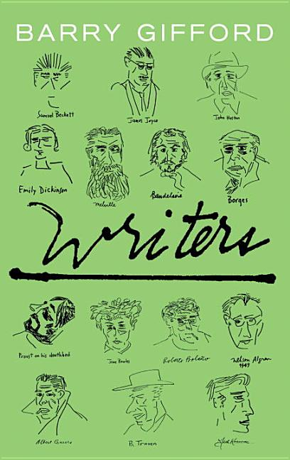 Writers. Barry Gifford