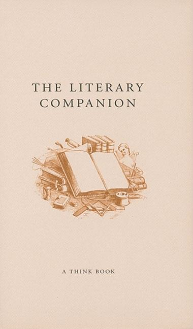 The Literary Companion (A Think Book). Emma Jones