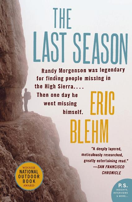 The Last Season. Eric Blehm