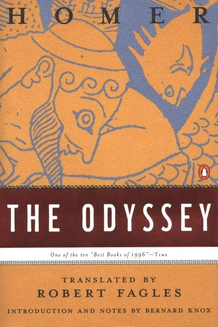The Odyssey. Homer.