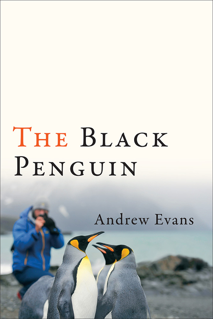 The Black Penguin. Andrew Evans