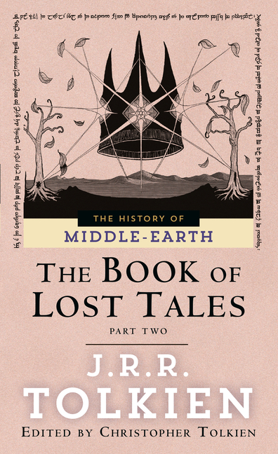The Book of Lost Tales, Part Two (The History of Middle-Earth, Vol. 2). J R. R. Tolkien