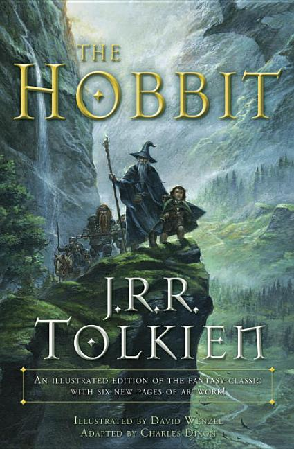 The Hobbit (Graphic Novel). J. R. R. Tolkien, Charles Dixon