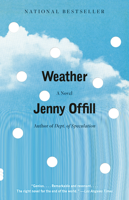 Weather. Jenny Offill