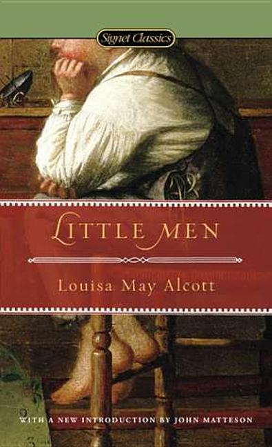 Little Men. Louisa May Alcott