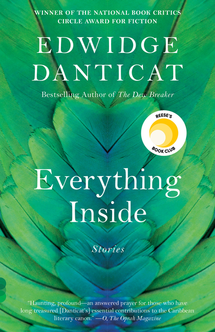 Everything Inside: Stories. Edwidge Danticat