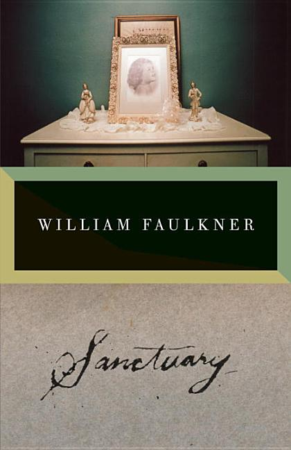 Sanctuary: The Corrected Text. William Faulkner