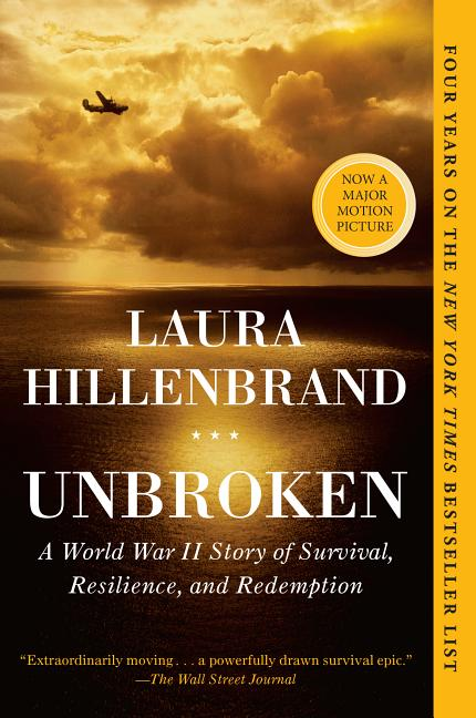 Unbroken: A World War II Story of Survival, Resilience, and Redemption. Laura Hillenbrand