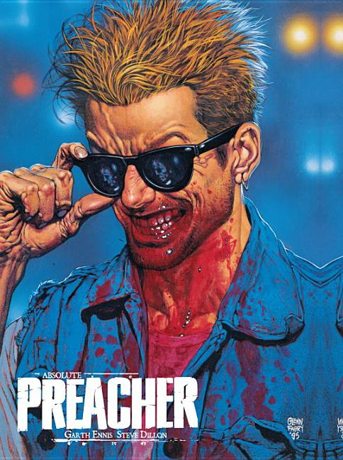 Absolute Preacher Vol. 1. Garth Ennis