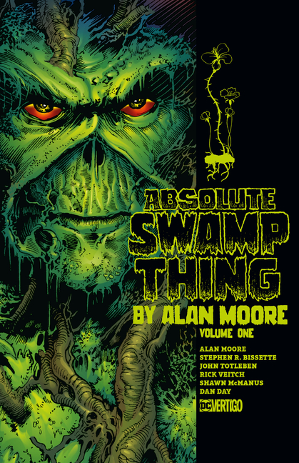 Absolute Swamp Thing by Alan Moore Vol. 1. Alan Moore