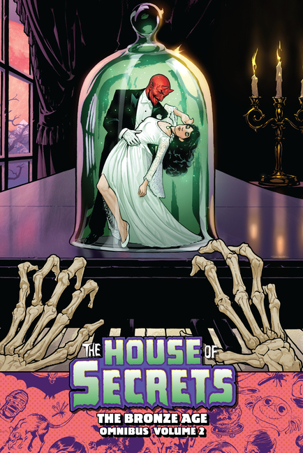 House of Secrets: The Bronze Age Omnibus Vol. 2