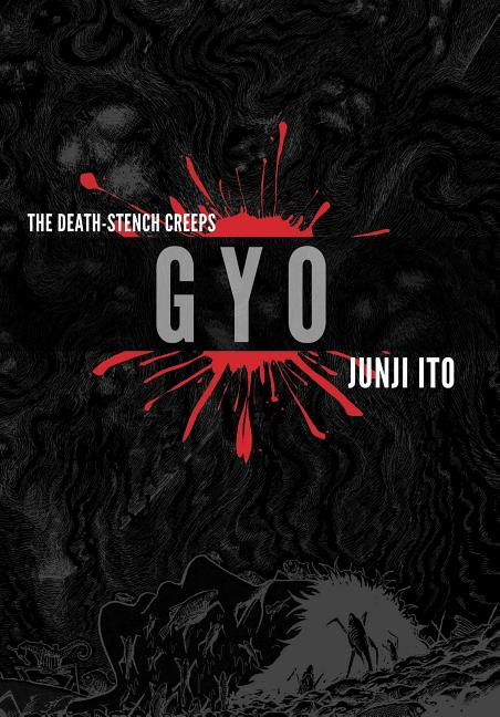 Gyo 2-in-1 Deluxe Edition. Junji Ito