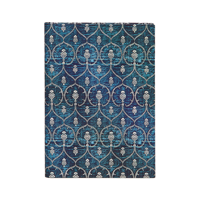 Paperblanks Blue Velvet MIDI Unlined