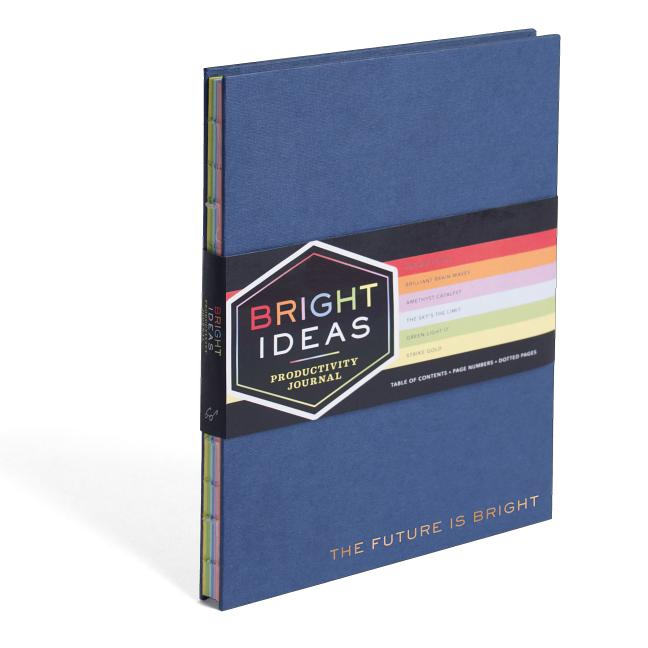 Productivity Journal (Bright Ideas