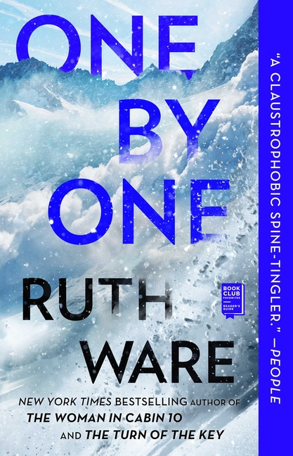 One by One. Ruth Ware.