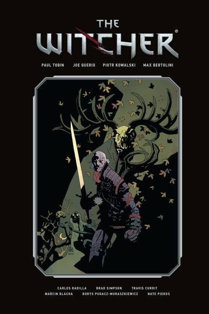 The Witcher Library Edition Volume 1. Paul Tobin
