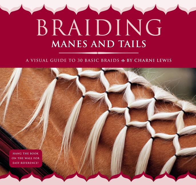 Braiding Manes and Tails: A Visual Guide to 30 Basic Braids. Charni Lewis.