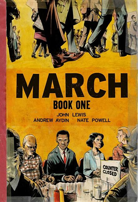 March: Book One. John Lewis, Andrew Aydin