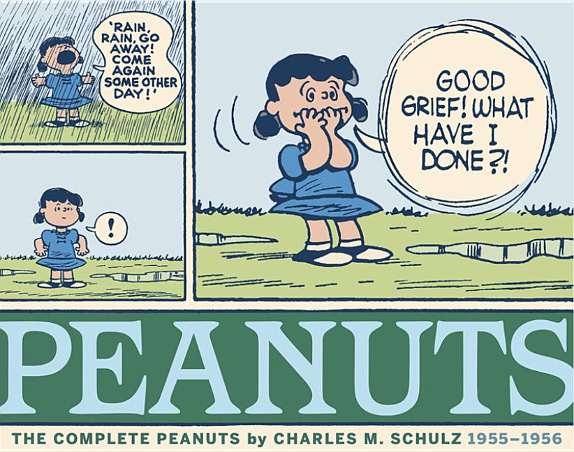 The Complete Peanuts 1955-1956: Vol. 3 Paperback Edition (Vol. 3) (The Complete Peanuts). Charles...