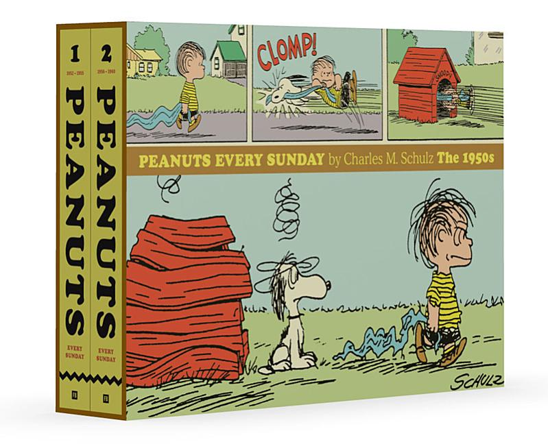 Peanuts Every Sunday: The 1950s Gift Box Set. Charles M. Schulz
