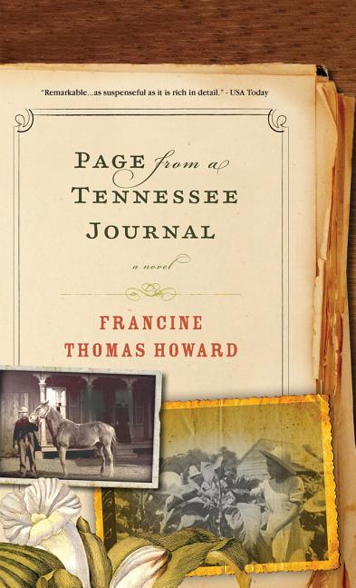 Page From a Tennessee Journal. Francine Thomas Howard