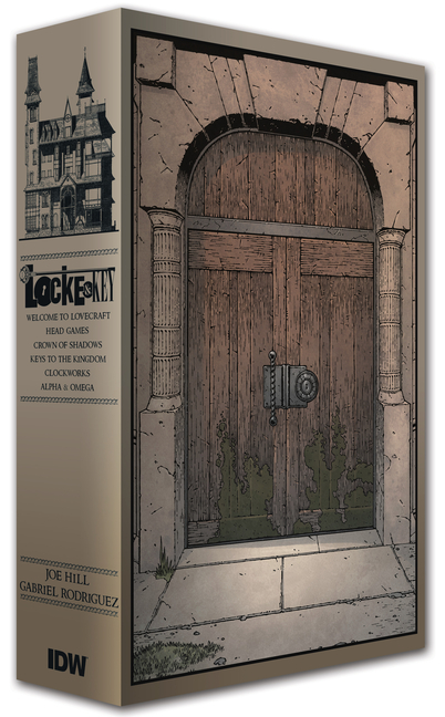Locke & Key Slipcase Set. Joe Hill