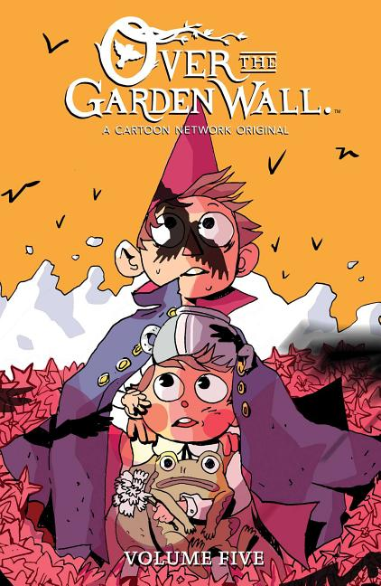 Over the Garden Wall Vol. 5 (5). Kiernan Sjursen-Lien