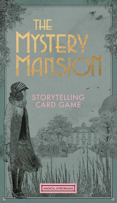 The Mystery Mansion: Storytelling Card Game