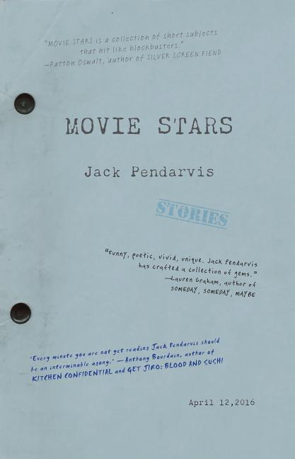 Movie Stars. Jack Pendarvis
