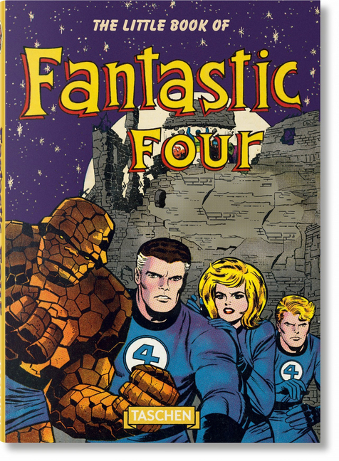 The Little Book of Fantastic Four. Roy Thomas