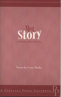 Short Stories and Other Short Stories. Corey Mesler.