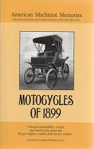 Motorcycles of 1899. American MacHinist Magazine.
