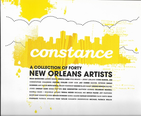 Constance: a Collection of Forty New Orleans Artists. Patrick Strange.