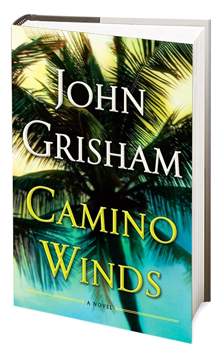 Camino Winds [SIGNED]. John Grisham.